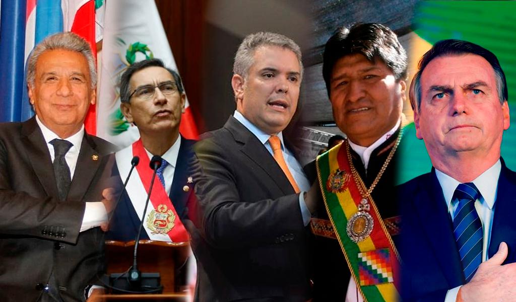 Cumbre presidencial en Leticia por la Amazonía