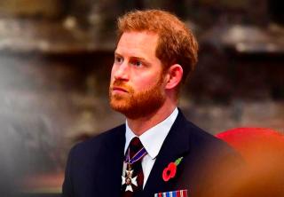 Príncipe Harry habla de la muerte de su madre, Lady Di