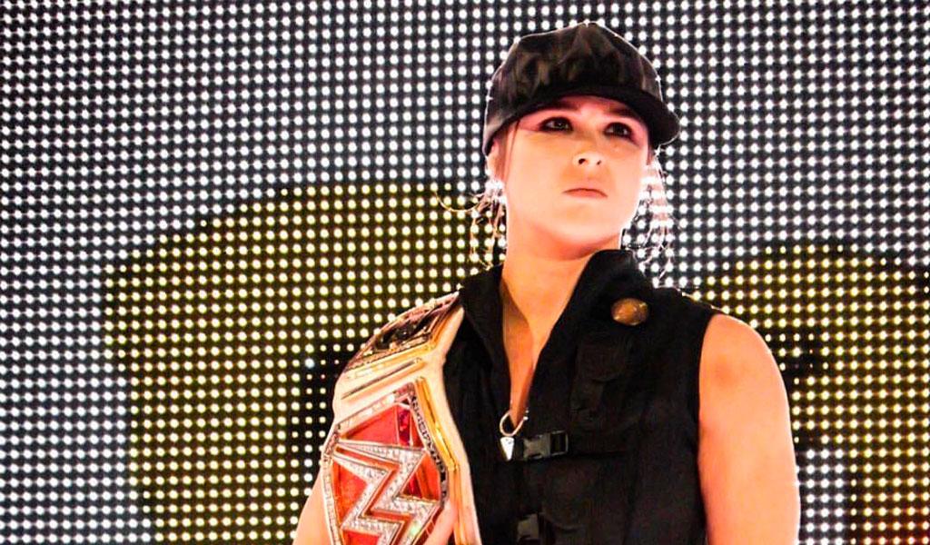 ¿Ronda Rousey con fecha de regreso?