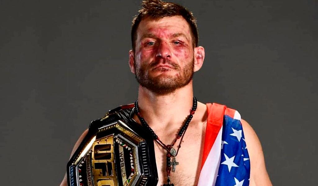 Stipe Miocic regresará a pelear en la UFC en el 2020