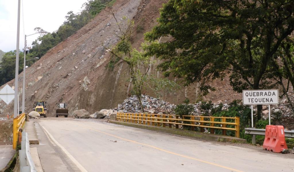 Este martes se reabrirá la vía Bogotá-Villavicencio