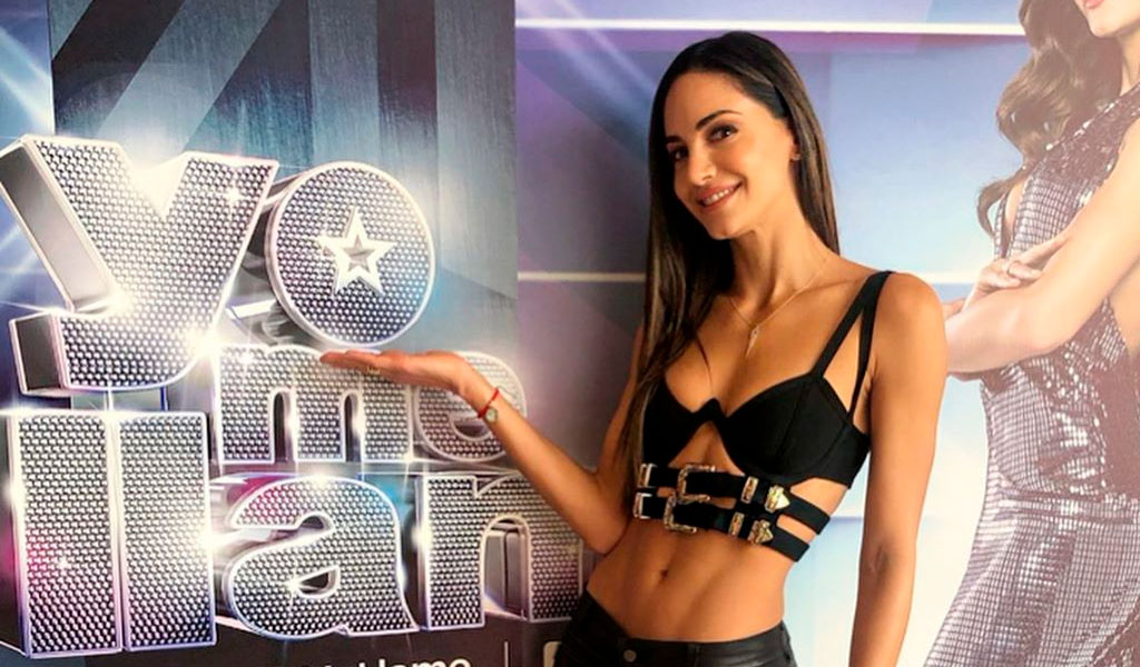 Valerie Domínguez y su participación en 'Yo Me Llamo'