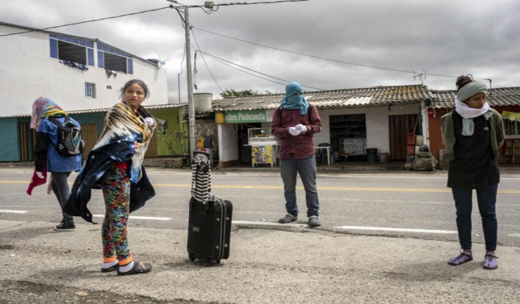 Migrantes venezolanas, Refugiados, Venezuela, Colombia, Viajes, ONU, Ecuador, Perú, Chile