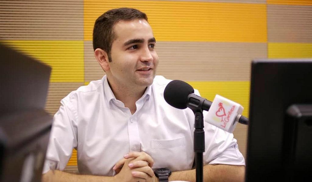 Centro Democrático retira apoyo a Vicente Blel