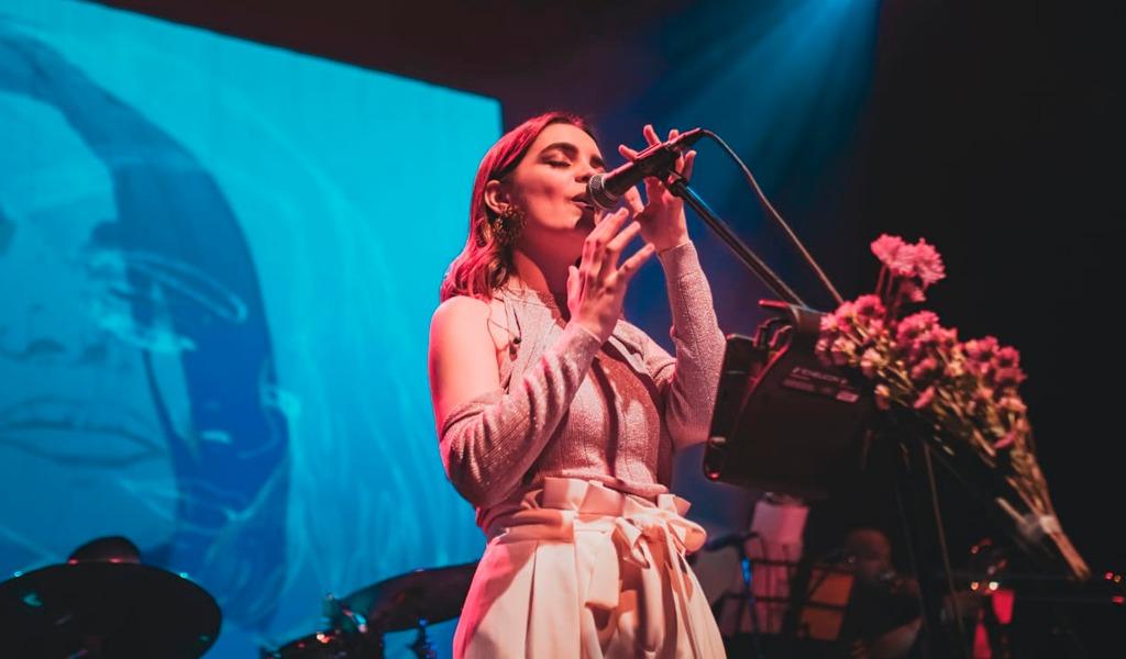 Ceci Juno se encuentra de gira musical por Colombia