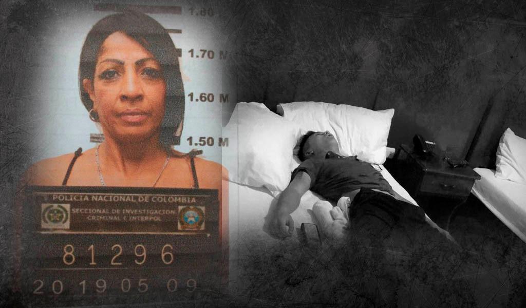 Mató a su novio mientras dormía: le propinó 19 puñaladas