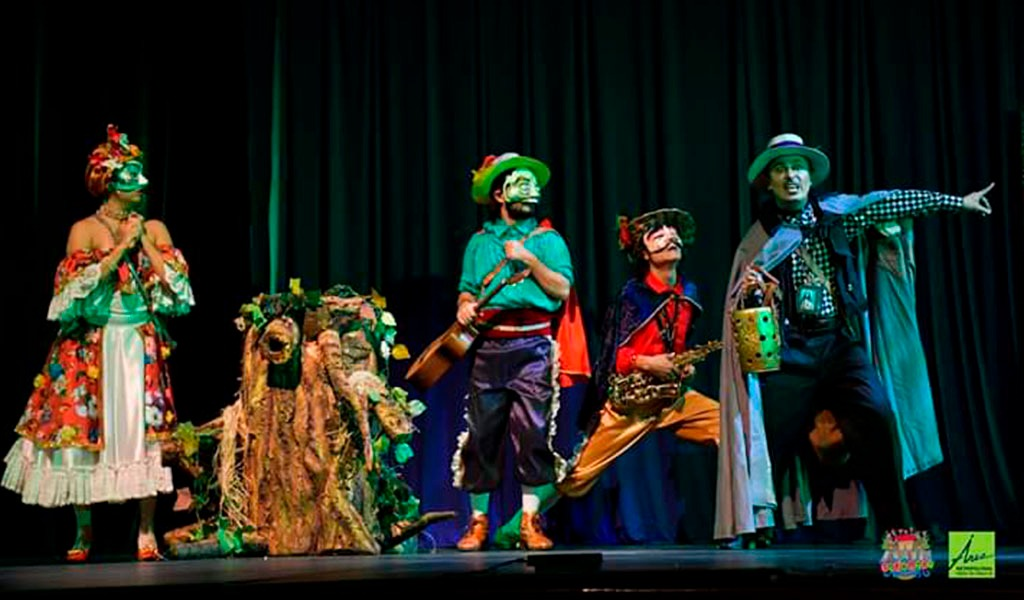 'El animero', los mitos colombianos llevados al teatro