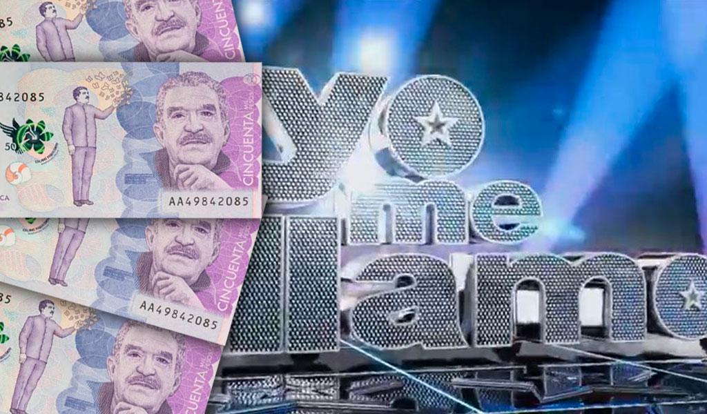 El millonario premio que entregará 'Yo me llamo'