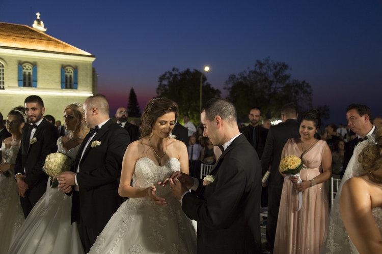 Fenómeno de las bodas masivas crece en Medio Oriente