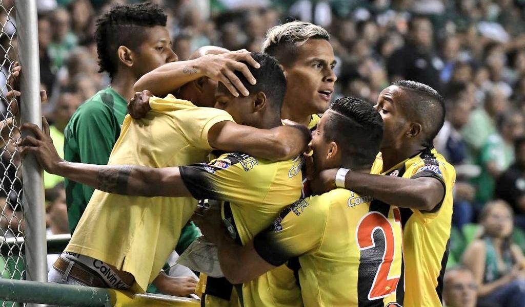 Alianza Petrolera ratifica su liderato en la Liga Águila