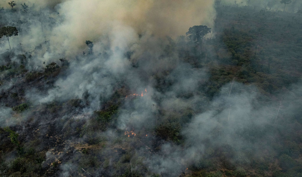 Bolivia, incendios, Amazonas, ayuda, Santa Cruz, Evo Morales, Emmanuel Macron
