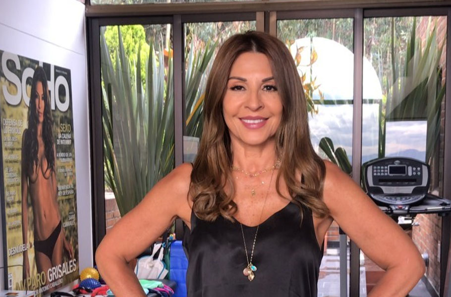 Amparo Grisales, Paula Barreto, Paola Rey, Carla Giraldo, Caterin Escobar, Revista, Portada, 'La Diva de Divas', Ropa interior