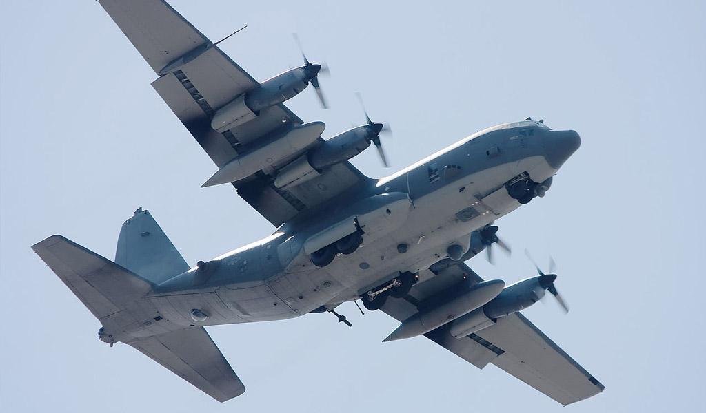 Autoridades venezolanas, Denuncian, Aviones de EE.UU, Espacio aéreo, Remigio Ceballos, Fuerza Armada Nacional Bolivariana