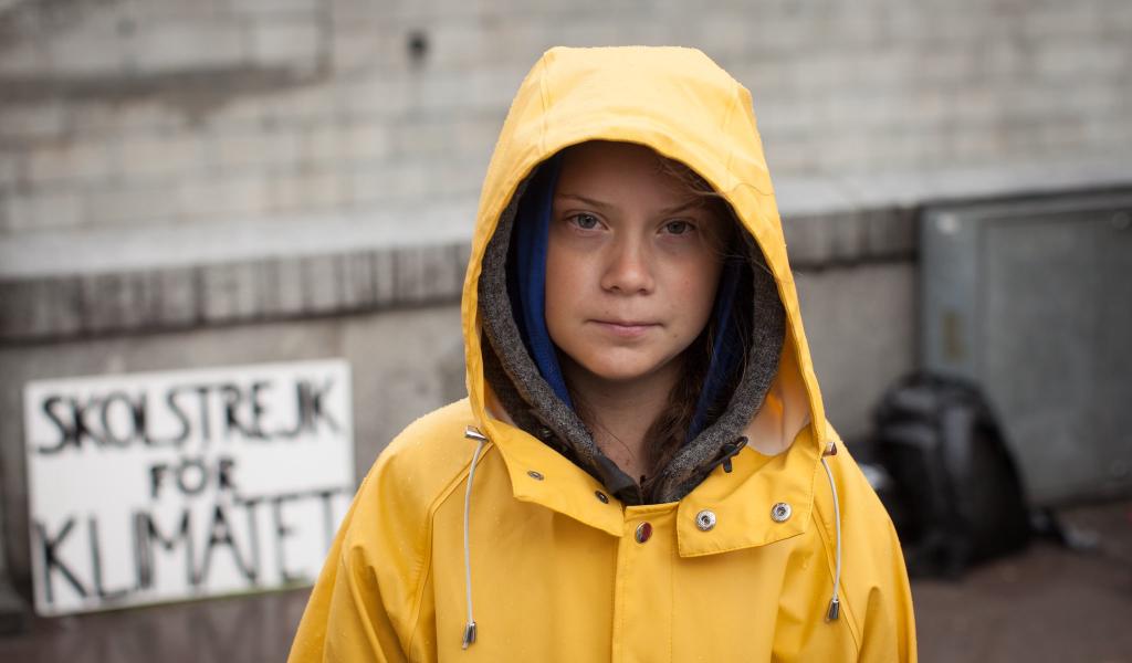¿Basta con compartir las palabras de Greta Thunberg?