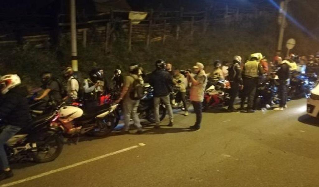 Policía le pone el ojo a piques ilegales en Medellín