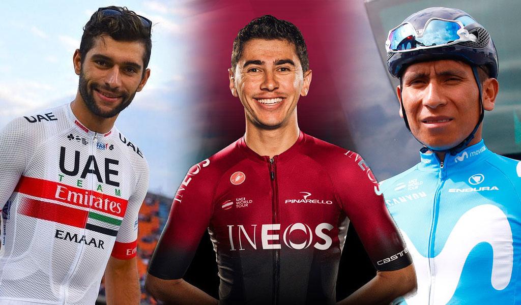 Esta es la nómina colombiana para el Mundial de Ciclismo