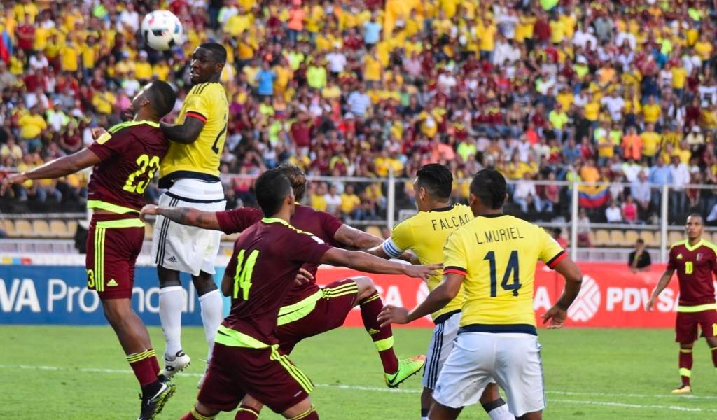 Selección Colombia, FIFA