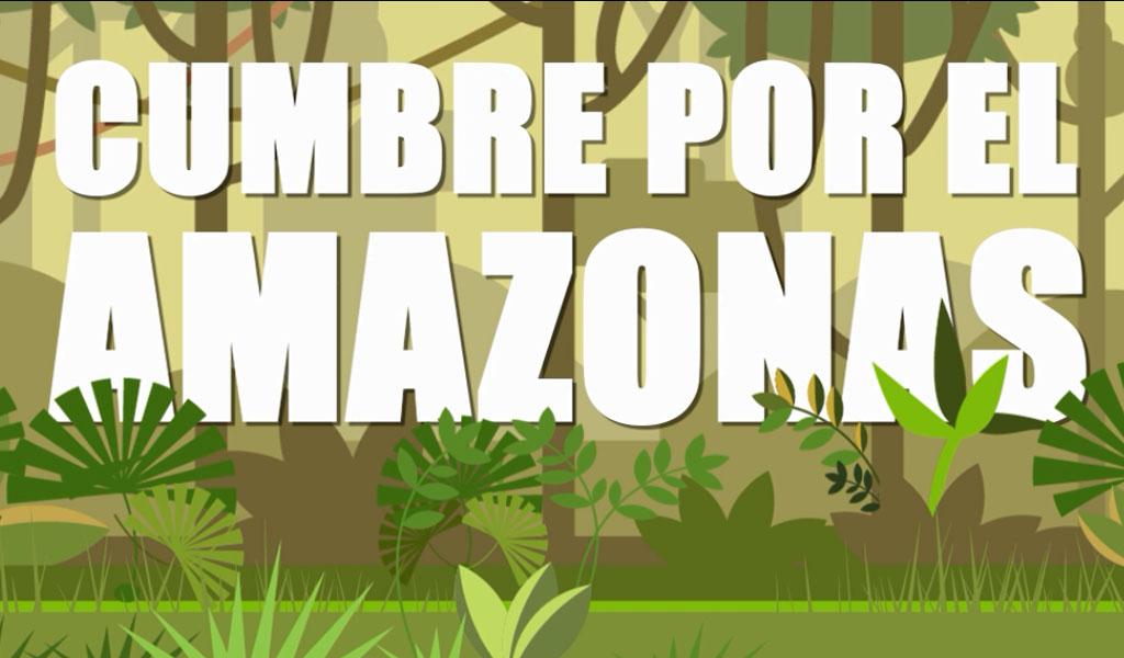 Cumbre por el Amazonas