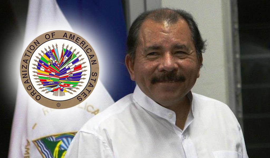 Nicaragua no dejó entrar a una comisión de la OEA