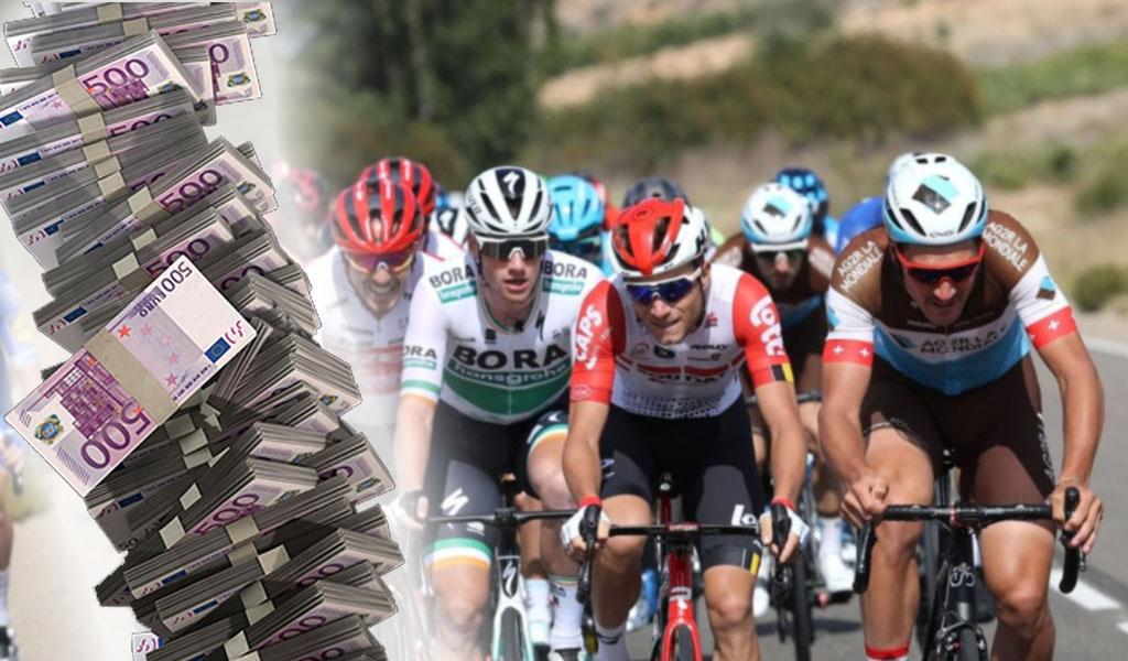 ¿Cuánto gana el campeón de la Vuelta a España?