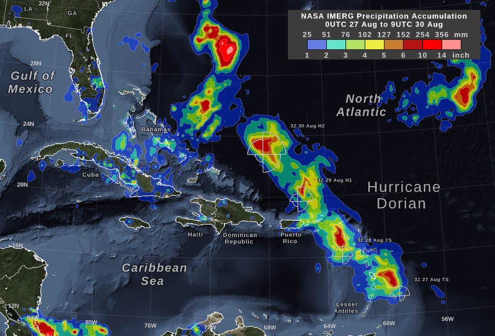 Desaparecieron 9 colombianos en Bahamas por Dorian