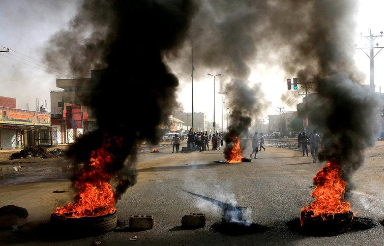 """Sudán, ejemplo de cómo opera la """"guerra cibernética"""""""