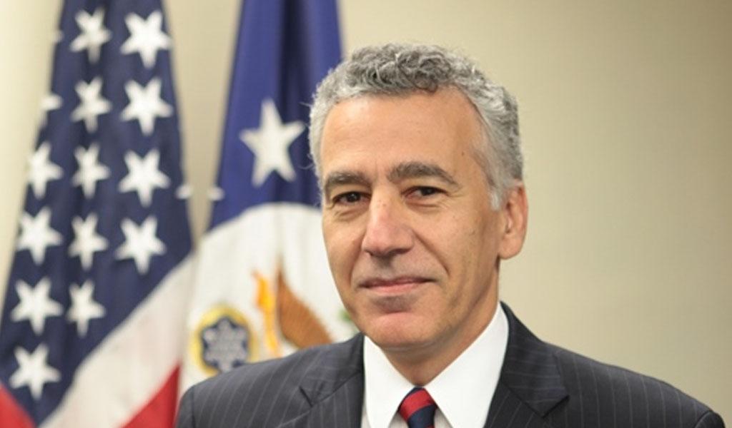 Philip Goldberg, Colombia, embajador Estados Unidos, diplomático