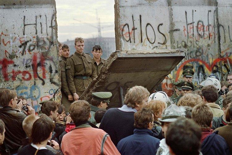 Alemania dividida, a 30 años de la caída del Muro de Berlín