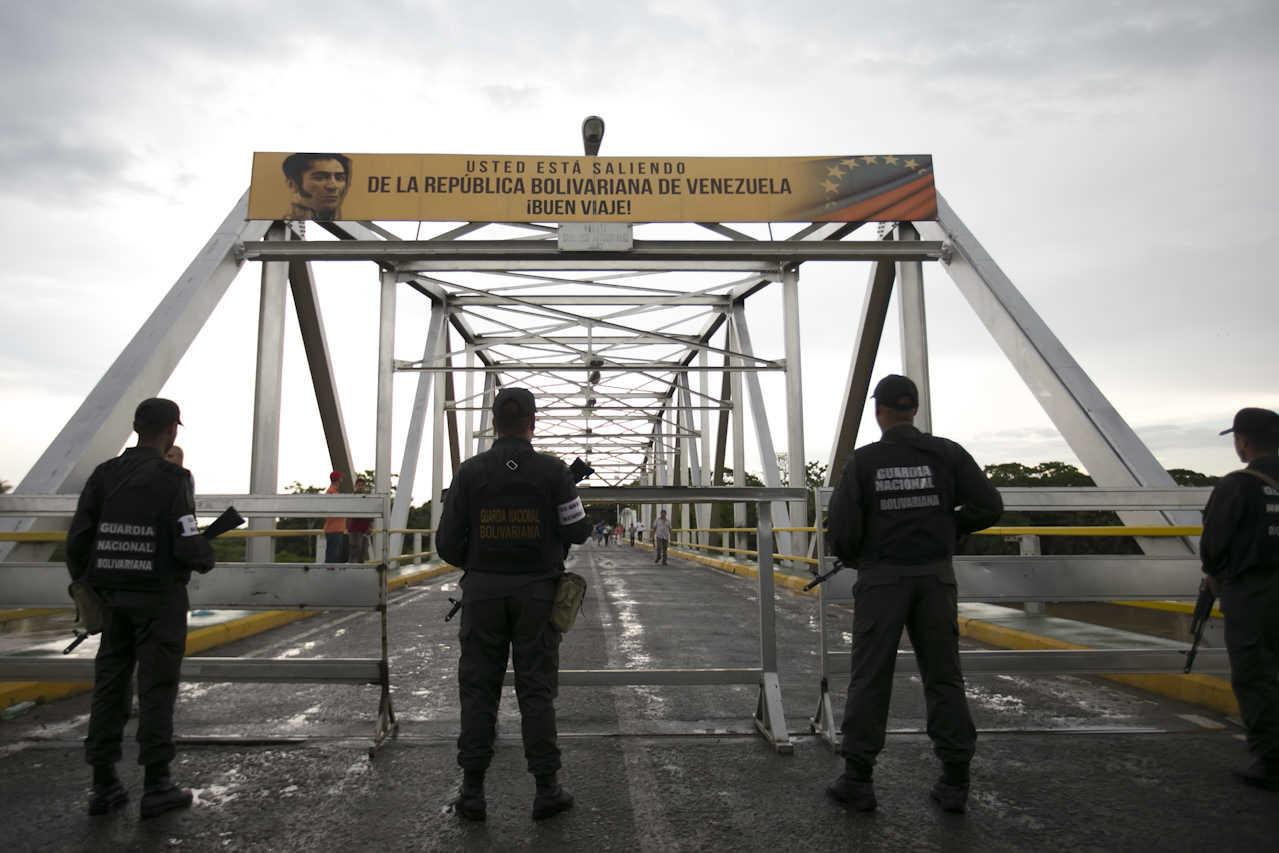 Venezuela reporta captura de miembro de Los Rastrojos