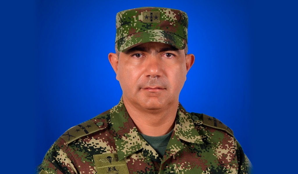 Sale Jefe de inteligencia militar por fotos erradas
