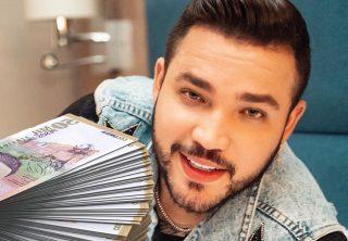 La asombrosa cifra de dinero que gana Jessi Uribe