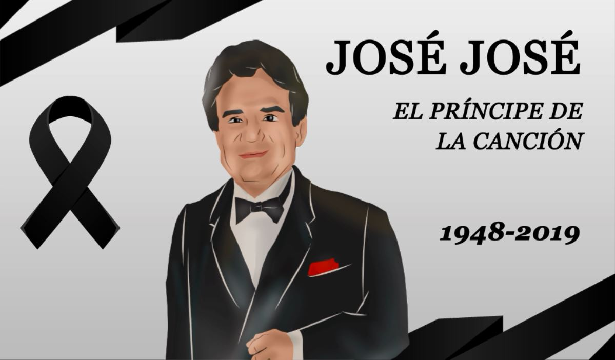 Muere José José, 'El Príncipe de la canción'