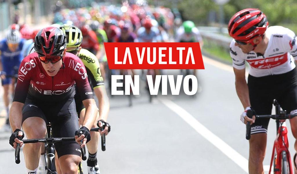 Sam Bennett conquistó la etapa 14 de La Vuelta