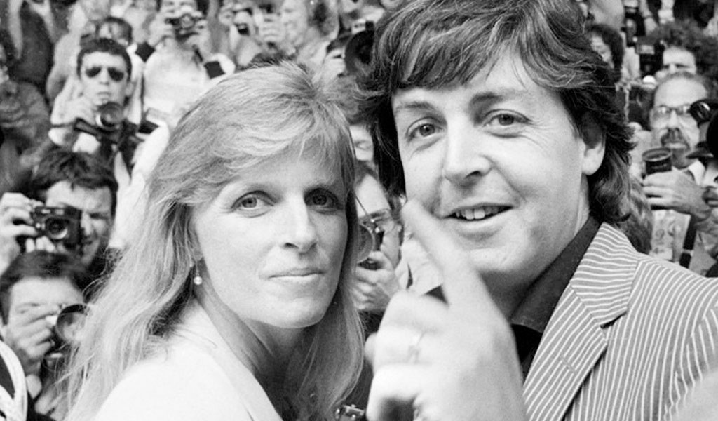Linda Eastman, la inspiración de Paul McCartney