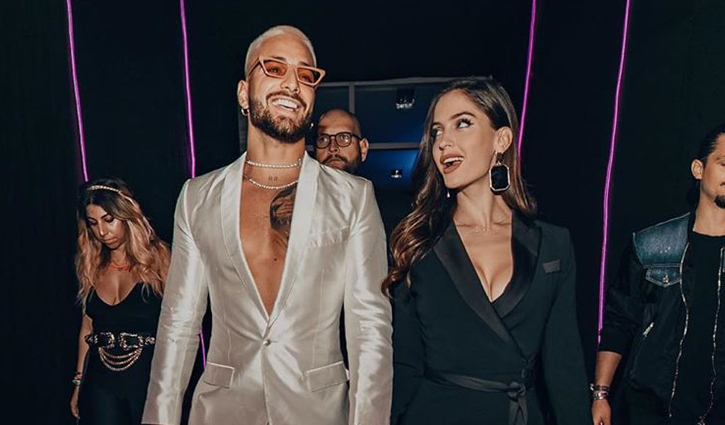 NataliaBarulich, Maluma, DJ, Look, Instagram, Esther Anaya, Bailarina, Cantante, Colombiano, Fotos