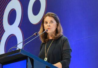Desde Rusia se promueve el paro nacional: Vicepresidenta