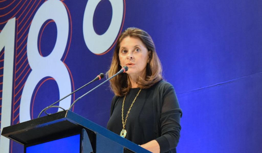 Marta Lucía Ramírez pide extinción de dominio para corruptos