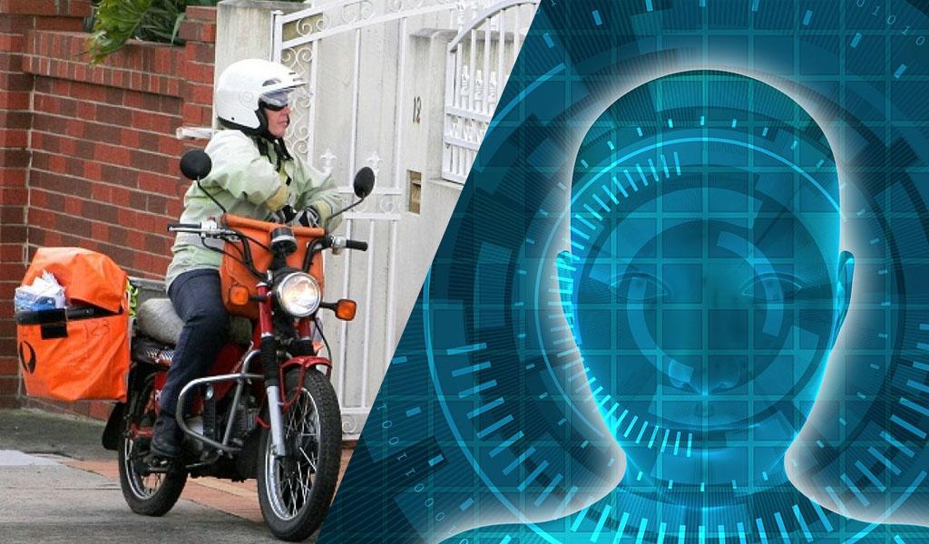 La mensajería urbana que combina la inteligencia artificial