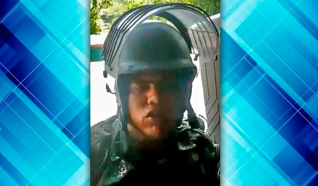 Soldado en Bajo Cauca se pregunta dónde está la paz
