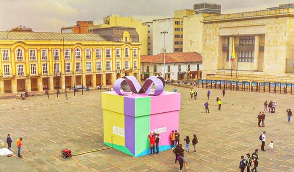 Peluches, evento, Bogotá, Parque de la 93, entrega de peluches, cancelan evento Miniso,