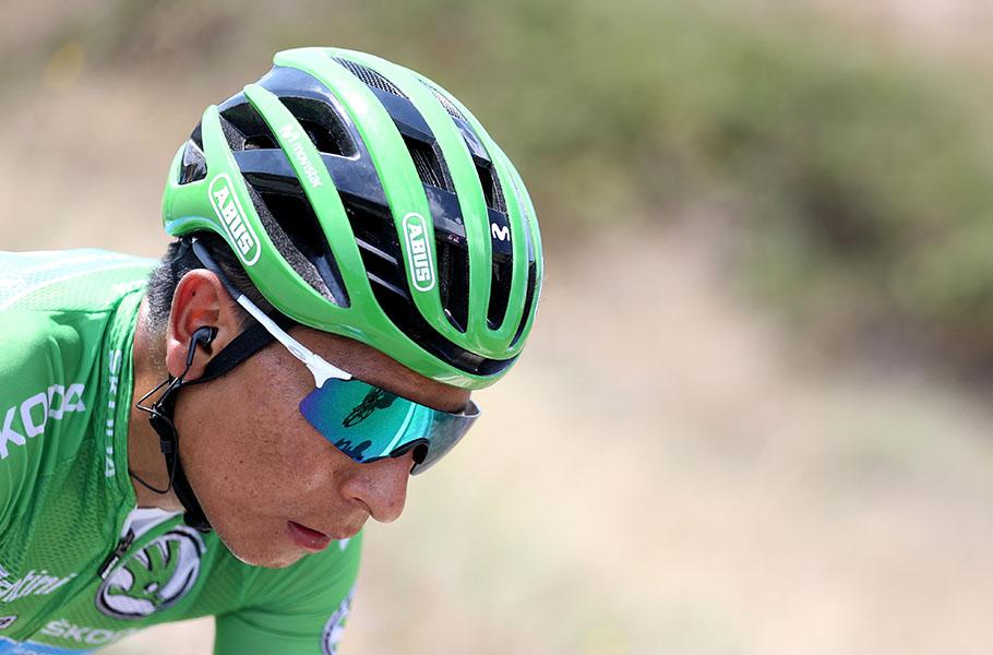 Nairo Quintana es el nuevo líder de La Vuelta