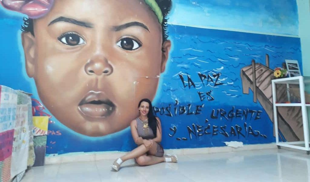 Natalia Cabrera la voz que quieren acallar en Nariño