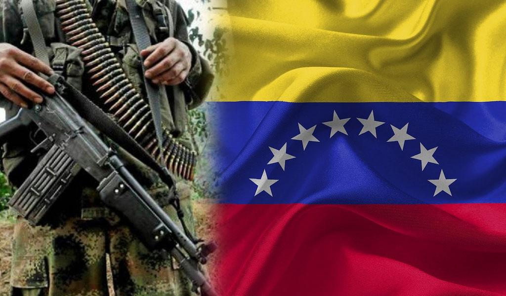Paramilitarismo colombiano entra a crisis venezolana