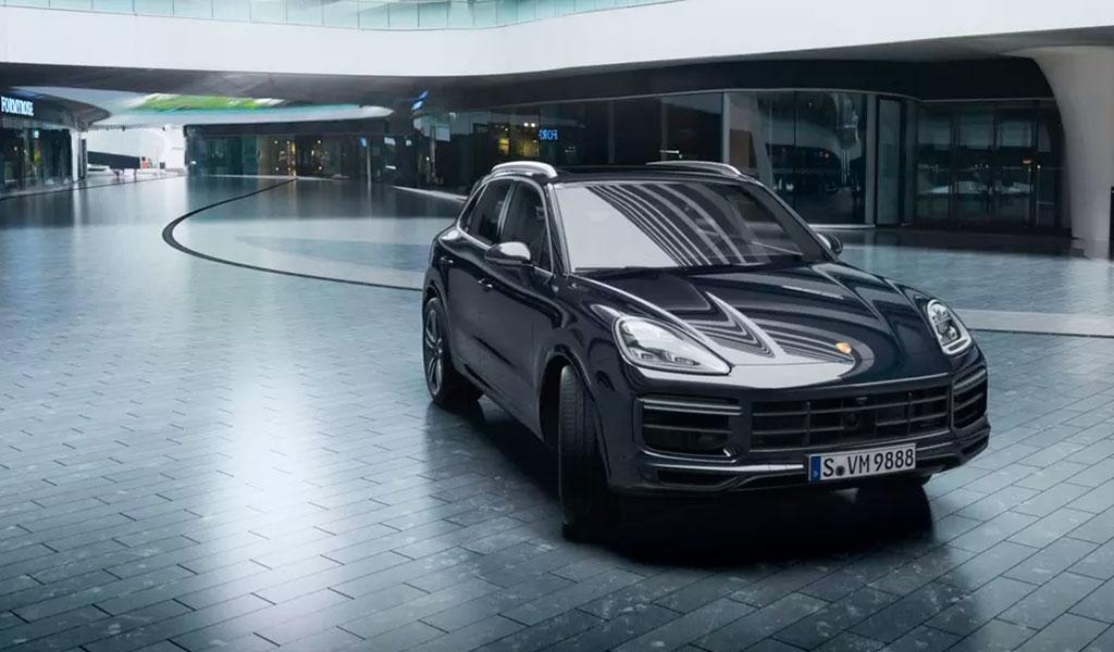 El debut del Porsche Taycan para el año 2020