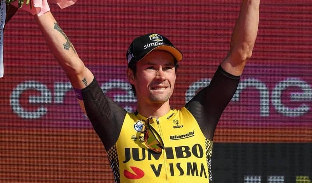Primoz Roglic es campeón virtual de La Vuelta a España