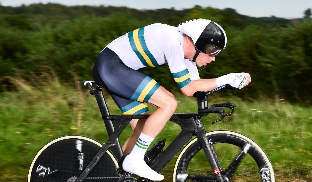 Dennis, bicampeón en el Mundial de Ciclismo