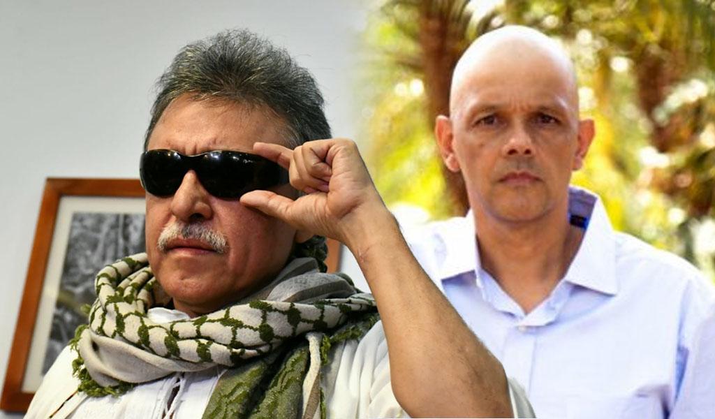 Santrich, El Paisa, video, expulsión, JEP, Farc, disidentes