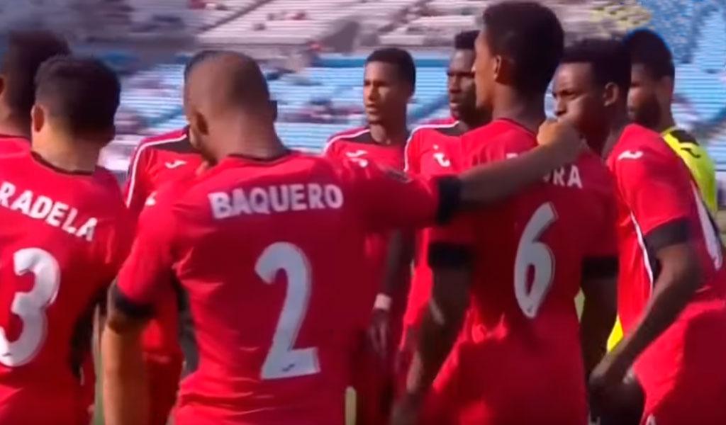 Tres futbolistas desertaron de la CONCACAF tras goleada