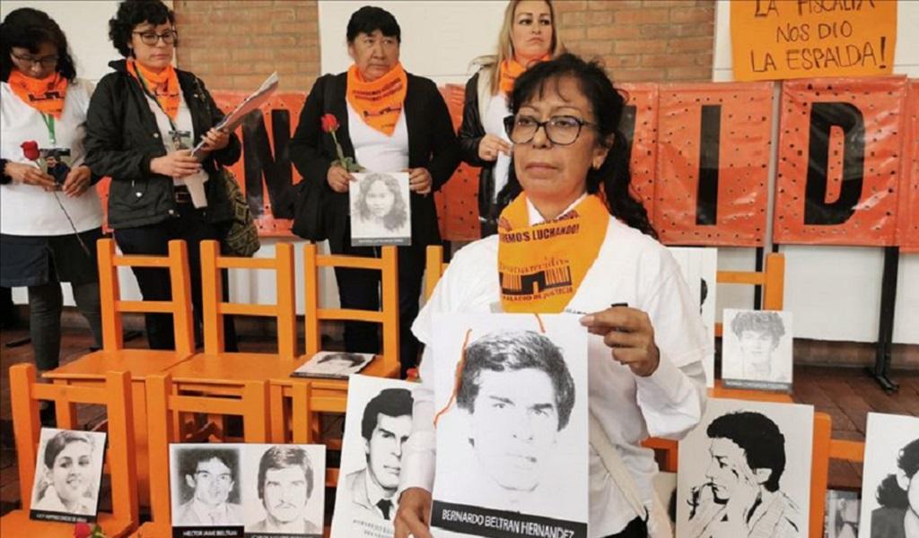 Palacio de Justicia, CIDH, víctimas, familiares, desaparecidos, Fiscalía
