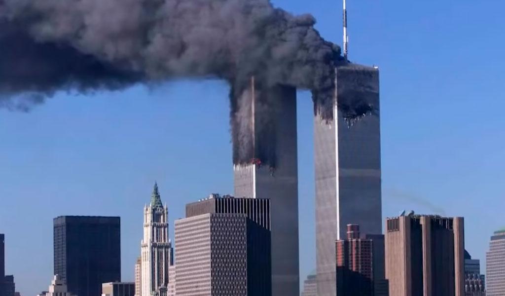 En redes sociales se revive el horror del 9/11